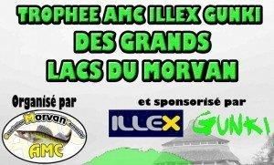 Trophée AMC ILLEX GUNKI des grands lac du Morvan