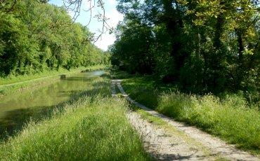 Canal du Nivernais - Aménagement de parcours