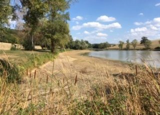 Fermeture de la pêche à l'étang d'Imphy